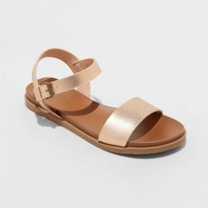 New Nyla Ankle Strap Sandals Universal Thread 11